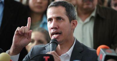 Guaidó dice proceso en Noruega es una mediación y no un diálogo con chavismo