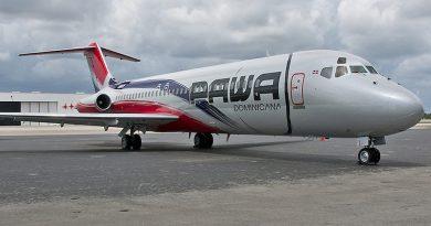 IDAC cancelará el Certificado de Operador Aéreo a Pawa