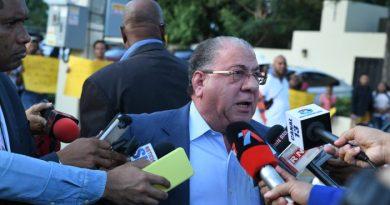"""Monchy Fadul aclara  gobierno no busca """"una modificación constitucional sino eliminar un párrafo"""""""