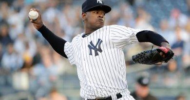 MLB: Luis Severino descartado para el Día Inaugural por lesión
