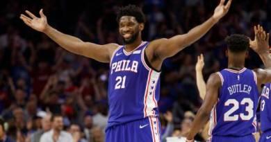 Los 76ers derrotan a los Nets y enfrentarán a Toronto