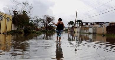 Puerto Rico e Islas Vírgenes bajo vigilancia de inundaciones repentinas