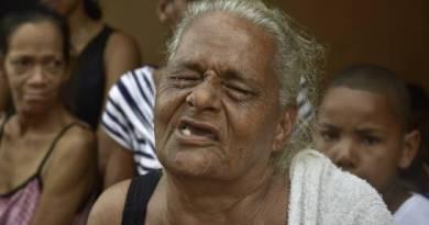 Fallece de un infarto abuela de cabo policial muerto por dos delincuentes