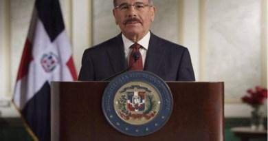 Persisten versiones de que presidente Medina se dirigirá al país en las próximas horas
