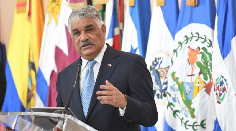 Vargas: llamada de Pompeo demuestra sólidas relaciones RD-EE. UU.
