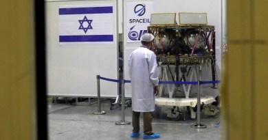 Israel se prepara para lanzar en febrero su primera nave espacial a la Luna