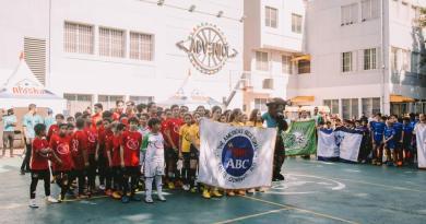 Inauguran Copa Intercolegial ABC 2019 con más de 300 atletas