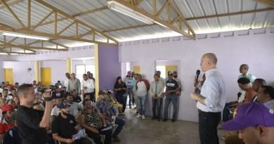 Domínguez Brito: la política es para construir no para destruir