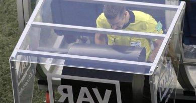 Videoarbitraje se usará en octavos de final de la Liga de Campeones