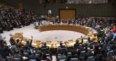 Consejo de Seguridad celebrará una reunión sobre Irán el próximo lunes