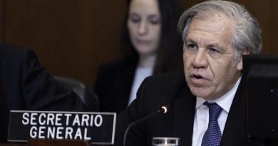 Almagro asegura que proceso de paz en Colombia no ha retrocedido