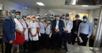 Indocal vuelve a certificar cocina del Scientific institution Pediátrico Hugo Mendoza