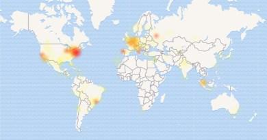 Reportan la caída de Instagram en varios países