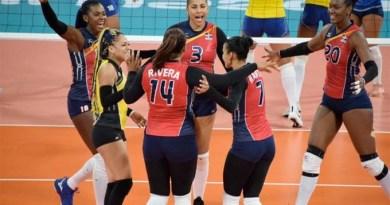 RD se lleva el oro en last de Voleibol femenino en los Panamericanos
