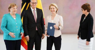 La Eurocámara confirma a Von der Leyen como presidenta de la Comisión Europea