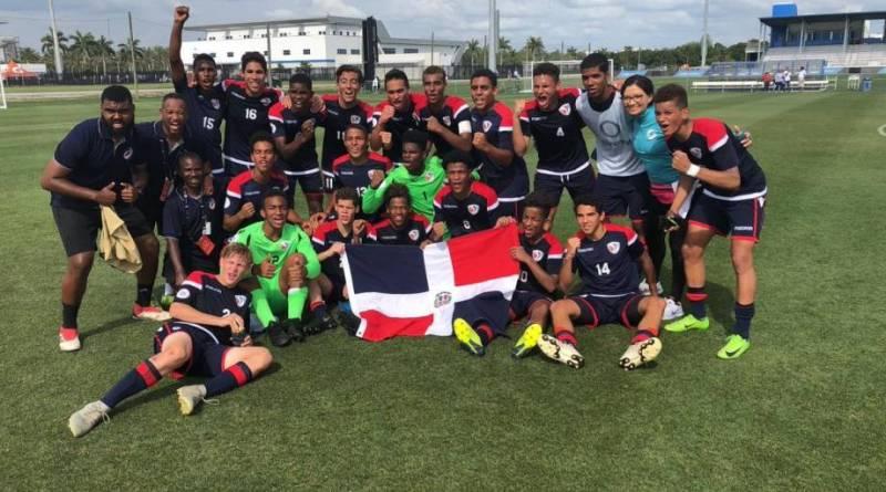 RD avanza con victoria 2-0 sobre Antigua y Barbudas