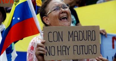 """Denuncian desaparición forzosa de cuatro """"presos políticos"""" en Venezuela"""