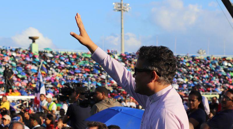 Grupo de evangélicos solicita a JCE reconocer Partido Generación de Servidores