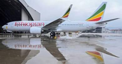 Mueren 157 personas al estrellarse avión en Etiopía