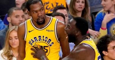 Warriors vencen a Nuggets y amplían ventaja en el Oeste