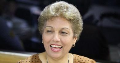 """Rosario Espinal: """"No puede ser que todo el mundo ahora se crea que puede ser presidente"""""""