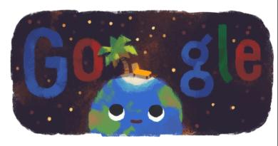 Solsticio de verano: Google recibe el día más largo del año con un doodle