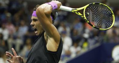 Deporte- Rafa Nadal derrota a Medvedev en la closing del US Delivery