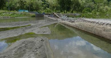 Caasd: sequía provoca reducción de 70 millones de galones diarios