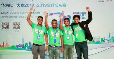 Estudiantes dominicanos ganan tercer lugar en competencia world en China