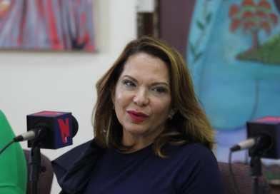 """Vilma Torres de Hazim: """"Hoy estoy aspirando porque la gente me pide"""""""