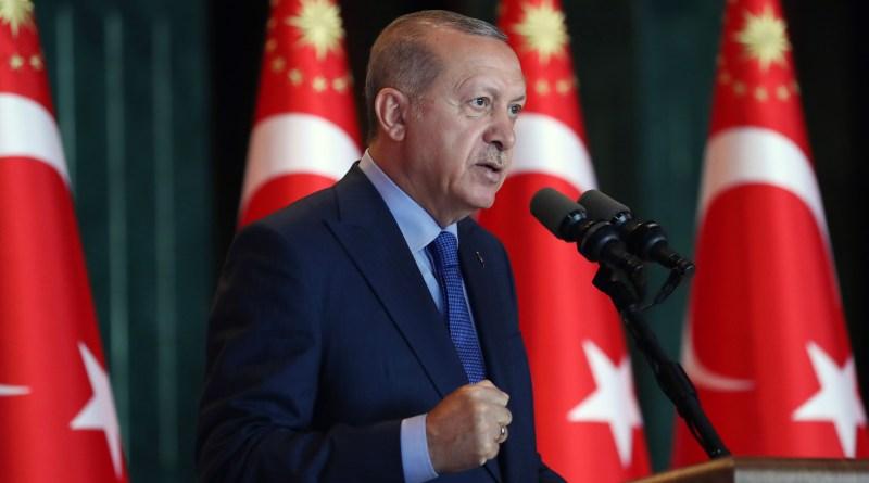 Erdogan anuncia el inicio de la ofensiva contra milicias kurdas en Siria