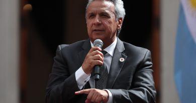 Moreno celebra diálogo con indígenas y cree que convulsión pasará pronto