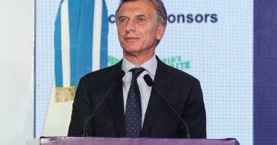 """Macri afirma que deja el Gobierno con """"orgullo"""" por las bases sentadas"""