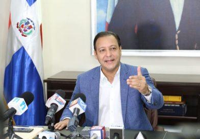 Abel Martínez propone figura de Luis Polonia en Plazoleta Águilas Cibaeñas
