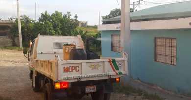 Obras Públicas incrementa esfuerzos para erradicar mosquito provoca dengue