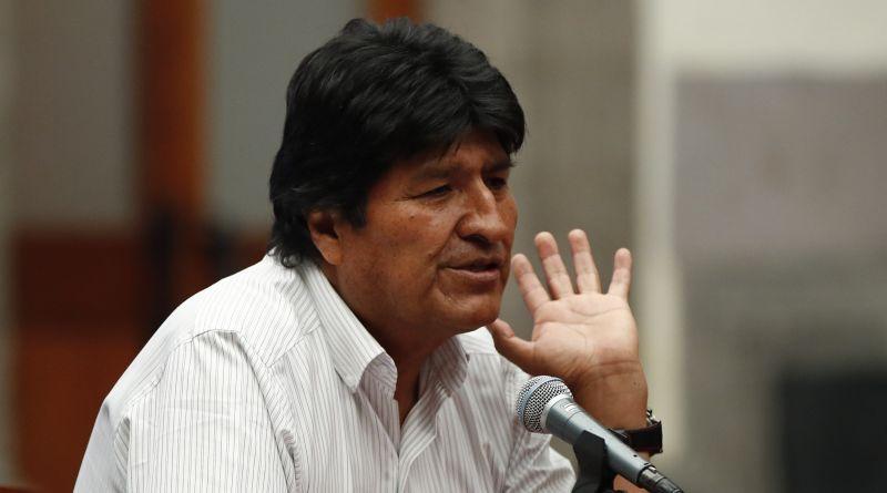 Evo Morales sugiere a Mujica y Rodríguez Zapatero como mediadores en la crisis