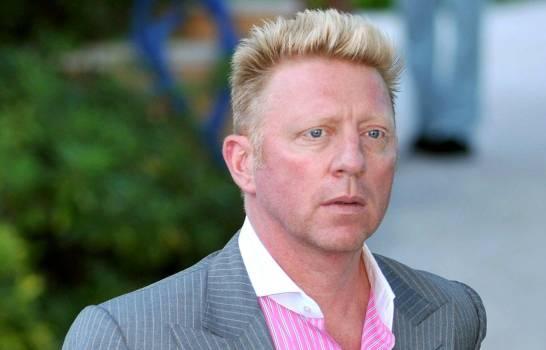 Boris Becker recaudó 765.000 euros con subasta de trofeos para pagar deudas