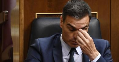 Fracasa investidura de Pedro Sánchez con 124 votos afirmativos, 155 votos en contra y 67 abstenciones.