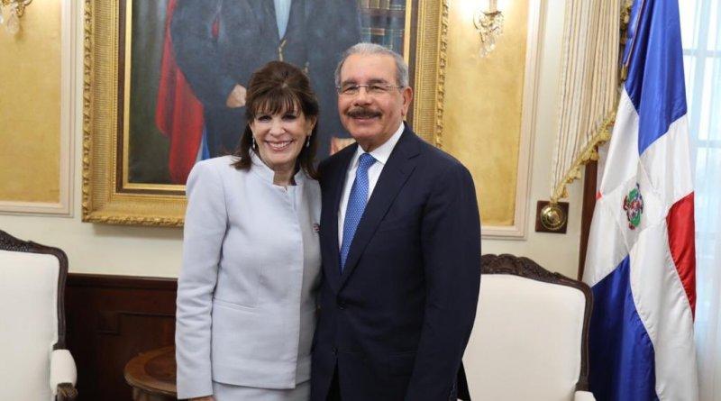 Embajadora de EE.UU. en el país favorece que RD y Haití luchen juntos contra delitos