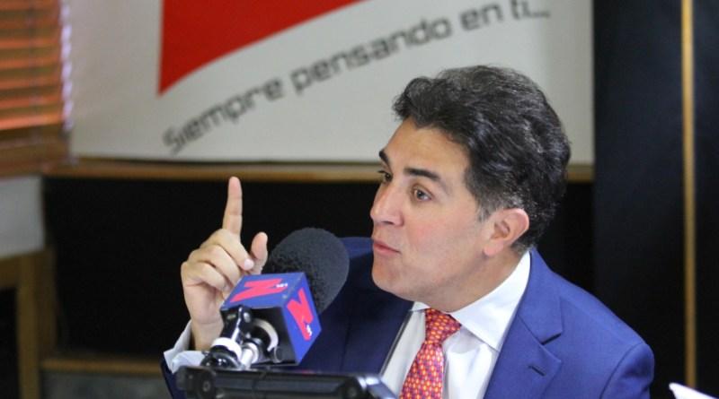 """Julio Cury asegura que decisión TSE """"no obliga"""" a JCE aceptar candidatura de Leonel"""