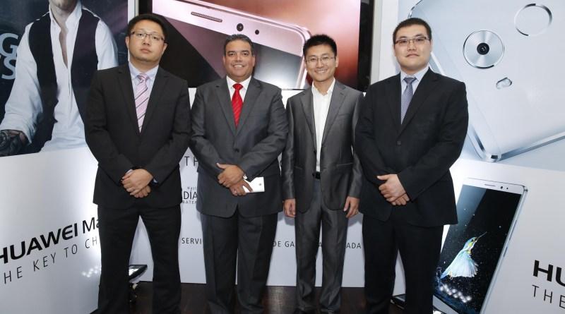Huawei lanza su smartphone Mate 8 con batería de larga duración y carga rápida