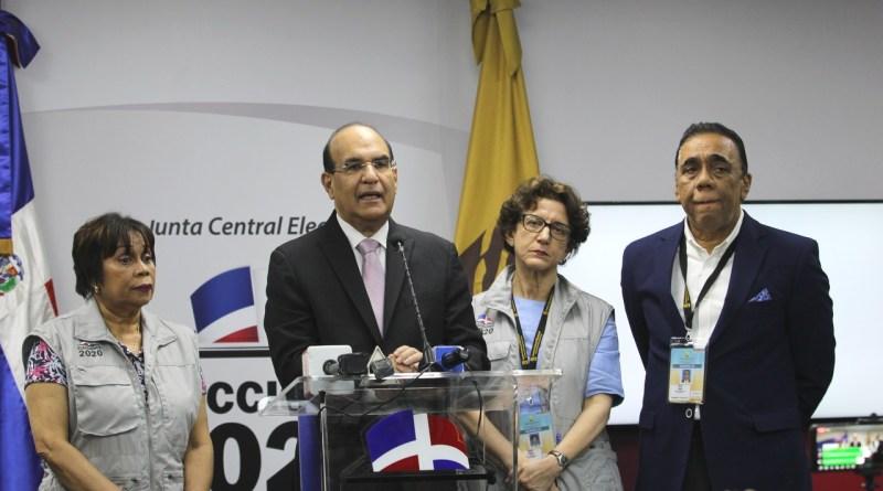 JCE se declara incompetente para dilucidar recurso a Ley de Partidos ante el TC