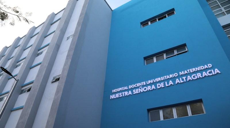 Mujer de 32 años da a luz a niñas siamesas en maternidad de La Altagracia
