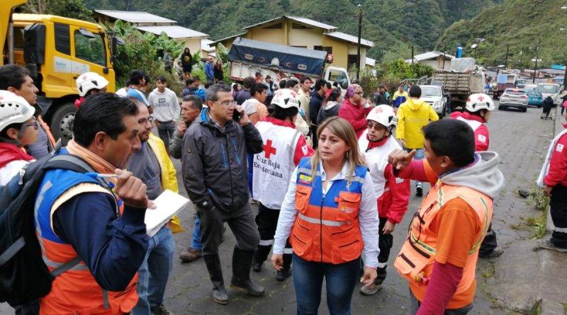Un muerto y un desaparecido por aluvión cerca de ciudad turística ecuatoriana