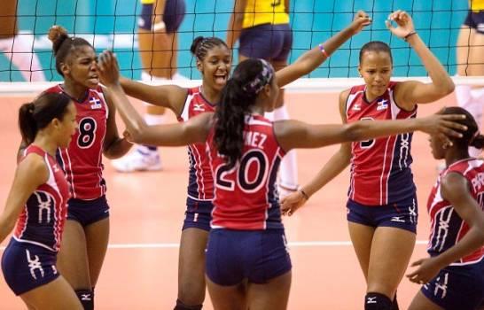 Las Reinas del Caribe vencen a Corea del Sur