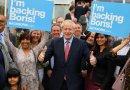 """Johnson lanza su campaña con la promesa de ejecutar el """"brexit"""" en enero"""