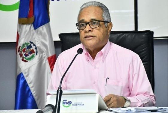 EN VIVO: Salud Pública ofrece nuevas informaciones sobre casos de COVID-19 en RD