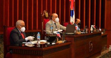 Senado de la República convoca a sesión para este martes
