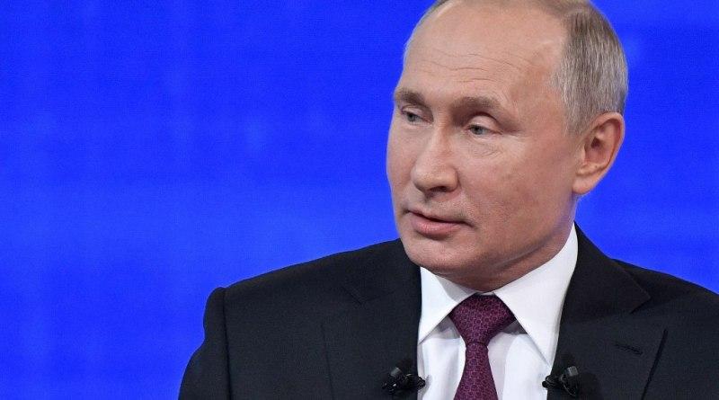 Putin muestra su apoyo a Xi sobre ley de seguridad china para Hong Kong