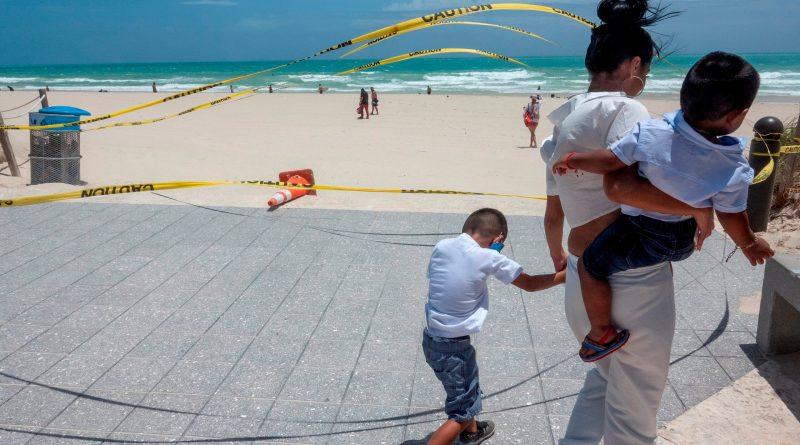 Isaías decrease su marcha antes del encuentro con la costa de Florida